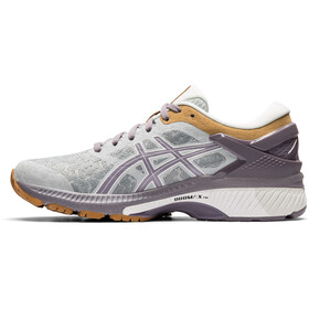asics Gel-Kayano 26 Shoes Women glacier grey/lavender grey